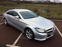 Mercedes-Benz CLS250 2.1CDI Blue F ( s/s ) 7G-T Plus 2013MY Sport AMG