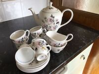 Bone China Coffee Set