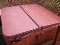 Deluxe Custom Hot Tub Cover Free Shipping 7 year warranty