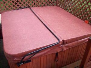Deluxe Custom Hot Tub Cover & 7 year warranty