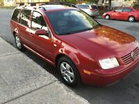 VW Jetta Familial 2005 1.8 Turbo Highline, Cuir et Mags No Rust