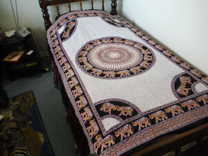 New Indian Bed Spreads