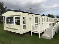 Caravan with decking for quick sale - payments options available