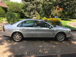 Volvo S80 T6 Twin Turbo 2.9 L - 84 000 km