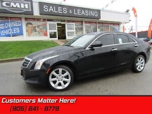 2014 Cadillac ATS 2.0 Turbo  AWD, LEATHER, HEATED SEATS, BLUETOO