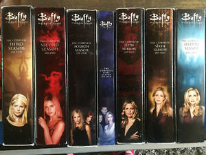 Buffy complete Seasons