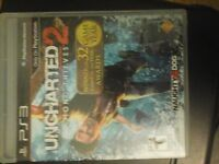 uncharted: among thieves (ps3)