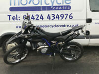 Yamaha WR125R / WR125 / Learner Legal Trail Bike / Nationwide Delivery / Finance