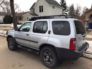 2002 Nissan Xterra XE SUV, Crossover