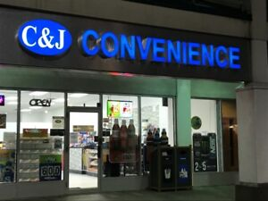 NEW CONVENIENCE STORE FOR SALE