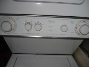 MINI LAVEUSE SECHEUSE WHIRLPOOL HEAVY DUTY