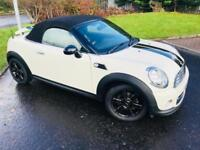 2012 MINI 1.6 Cooper Roadster 2dr Petrol Manual (133 g/km, 122 bhp)