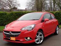 2015 Vauxhall Corsa 1.4i AUTOMATIC SRi VX-Line***LOW MILEAGE + PX WELCOME***