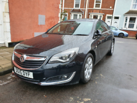 South Glos Plated taxi Vauxhall Insignia Auto, diesel, Uber X Rent