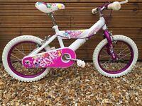 "Girls 16"" huffy bike - good condition"