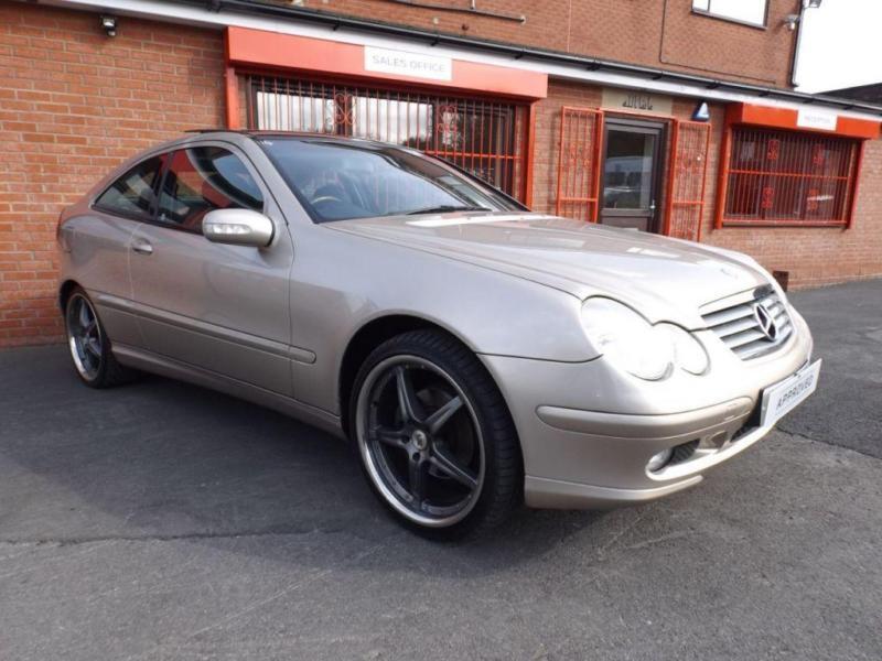 2001 51 mercedes benz c class 2 0 c180 3d auto 129 bhp for Mercedes benz c300 a1 service