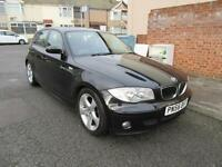 2006 BMW 1 SERIES 120 2.0TD SPORT MANUAL DIESEL 5DR HATCHBACK