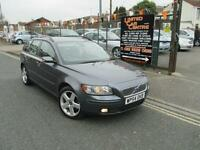 Volvo V50 2.4i SE Estate 5d 2435cc Geartronic