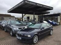 2002 BMW 3 Series 2.0 318Ci SE 2dr