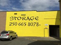 Great Deal 1/2 Price Self Storage Promotion