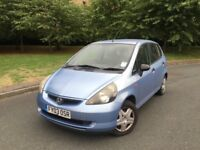 HONDA JAZZ S --- SERVICE HISTORY --- LONG MOT --- IDEAL FIRST CAR --- FREE DELIVERY --- P/C WELCOME