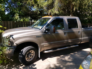 2003 Ford F350 4x4 , 6.0 Powerstroke, Crew cab may trade