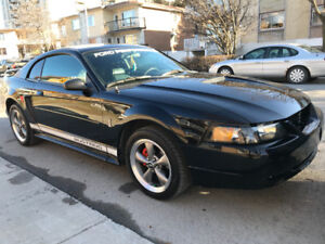 2002 Ford Mustang Coupe V6 3.8L