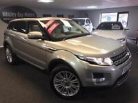 2011 Land Rover Range Rover Evoque 2.2 SD4 Prestige Lux AWD 5dr