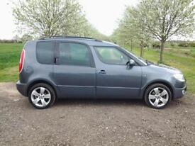 2008 SKODA ROOMSTER SCOUT 1.9TDI PD ~ FULL SERVICE HISTORY ~ FINANCE ARRANGED