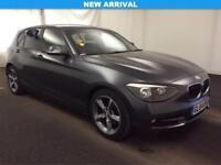 2014 64 BMW 1 SERIES 2.0 120D SPORT 5D AUTO 181 BHP DIESEL
