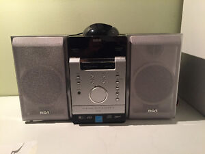 Stereo Sound System for Sale with iPod Dock