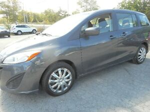 2013 Mazda Mazda5 Wagon tax included
