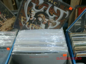 ROCK RECORDS AND MORE  ........EVERY SAT......... London Ontario image 9