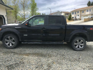 2011 Ford F-150 FX4 CrewCab EcoBoost