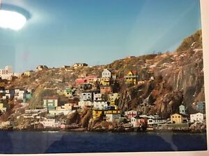 Framed picture of the battery St. John's Newfoundland image 3
