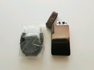 Plasma USB Rechargeable Flameless Dual Arc Lighter
