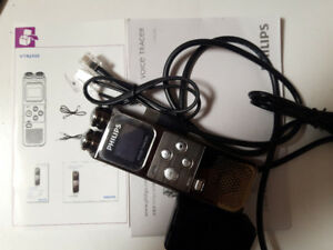 Philips voice tracer vtr6900