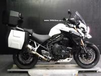 64 TRIUMPH TIGER EXPLORER XC 1200 ABS HUGE SPEC 2,800 MILES