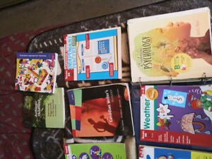 Earlychildhood textbooks and Lesson planning books for sale