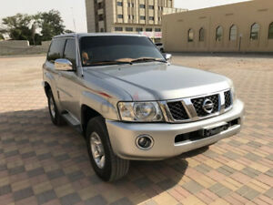 Nissan Patrol ONE DOOR SUNROOF DIFFLOCK with COOL BOX