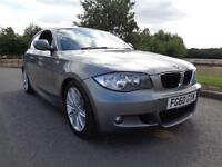 2010 BMW 1 Series 2.0 120d M Sport 3dr