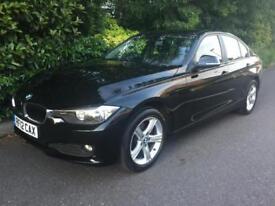 BMW 3 SERIES 320D SE 2012 Diesel Automatic in Black