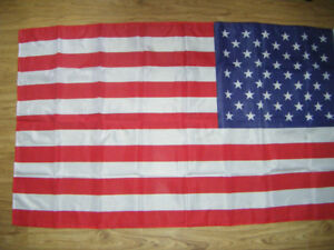 Collectible New USA flag for sale