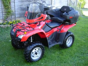 ***SOLD***LIKE NEW HONDA FOURTRAX***FINANCING AVAILABLE***