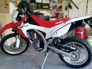 Used 2014 CRF250L