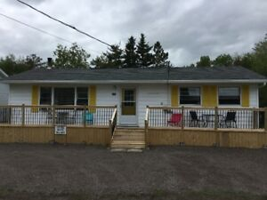 FULLY FURNISHED THREE BEDROOM HOME - SHEDIAC