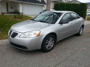 2005 PONTIAC G6, REDUCED