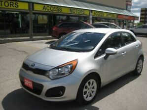 2013 Kia Rio, Extra clean, Fully loaded Economical Car