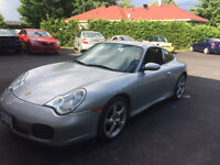 2002 Porsche Other C4S Coupe (2 door) (NEW ENGINE)