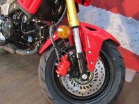 Honda MSX 125cc 2018